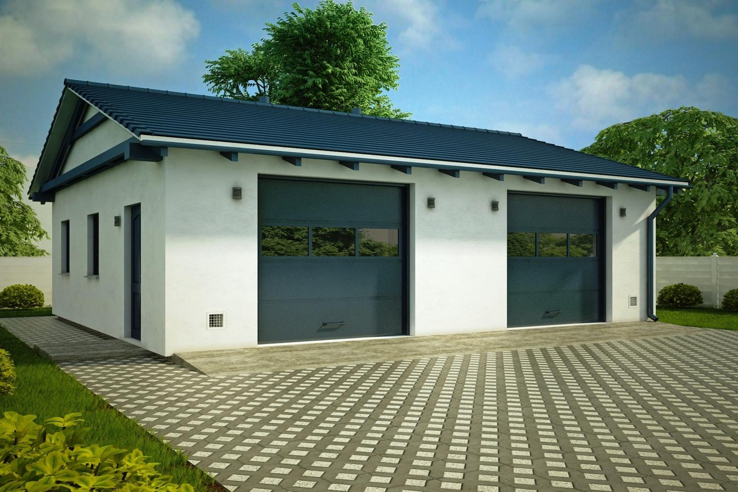 Строительство гаражей под ключ в Набережных Челнах